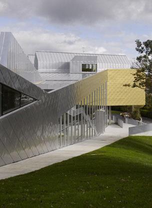Regional Cultural Centre exterior